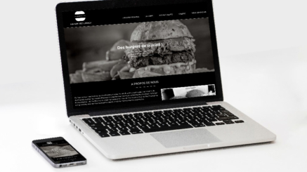 création site internet restaurant maison deceuninck